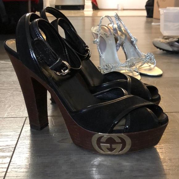 Gucci heels size 38